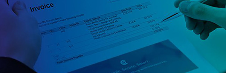 opentext StreamServe for invoices