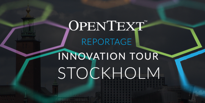 Swedwise OpenText Innovation Day report