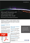 Lexmark Readsoft MS DYNAMICS DATA CAPTURE